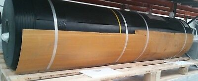 Jacketing Barrier material, HDPE roll - 105m long x 2.1m wide x 2mm thick