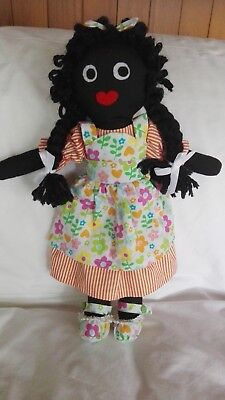 "OOAK Handmade cloth doll ""Daisy"""