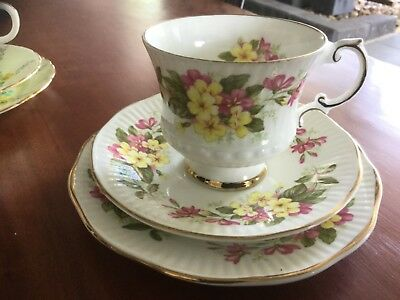 Elizabethan Trio English Bone China