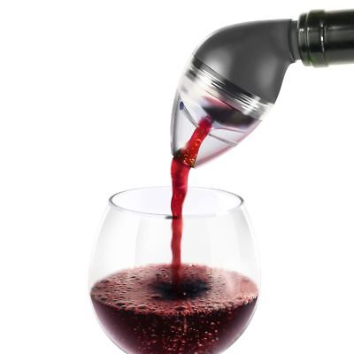 INNOKA Mini Red Wine Travel Aerator Essential Set Quick Aerating Pourer Decanter