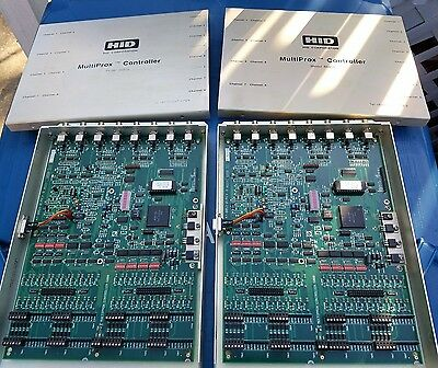 2 HID Corporation MultiProx Controllers 6000BNN00 Model# 86808