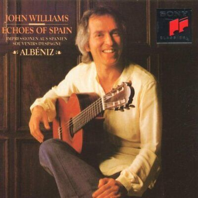 John Williams - Echoes of Spain - John Williams CD FKVG The Cheap Fast Free Post