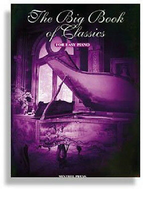 The Big Book Of Classics Easy Piano Classic Song Book 58 Songbook - Keyboard