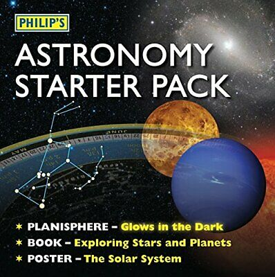 Philip's Astronomy Starter Pack by Ridpath, Ian Book The Cheap Fast Free Post