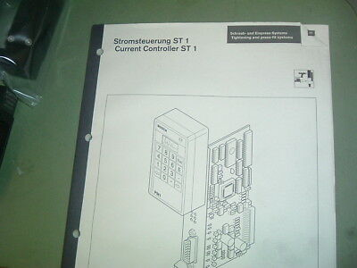 Bosch Rexroth.... 0 608 750 054.. Current Controller............... New Packaged