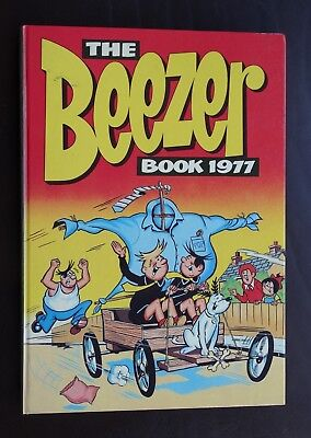 The Beezer Book 1977 - price unclipped
