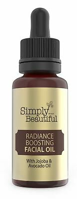 Simply Beautiful Radiance Boosting Facial Oil 50ml