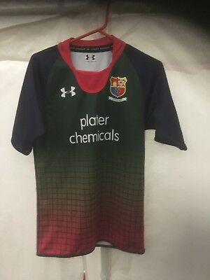 Under Armour Lichfield RUFC Rugby Jersey OR Shorts Men's NEW Sports Clearance