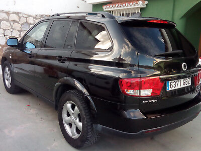 SsangYong Kyron 270 XDI Limited edition LHD spain