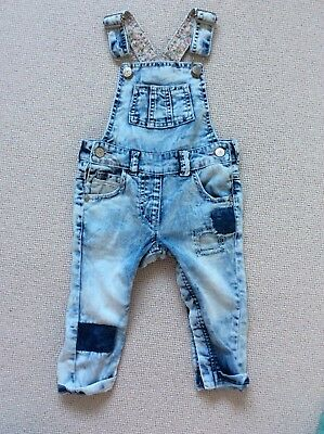 NEXT baby girl trousers/jeans 12-18 months