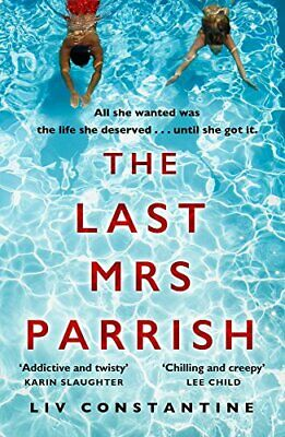 The Last Mrs Parrish by Constantine, Liv 0008272956 The Fast Free Shipping