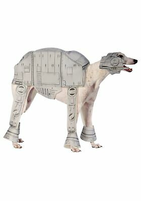 Rubie's Costume Company Star Wars AT-AT Imperial Walker Dog Costume (Large)