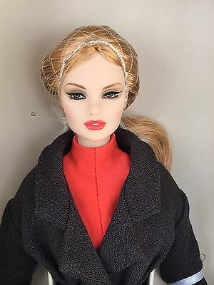 Fashion Royalty NuFace Voltage Erin Doll NEW NRFB