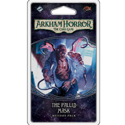 Arkham Horror LCG The Pallid Mask- NEW Board Game - AUS Stock