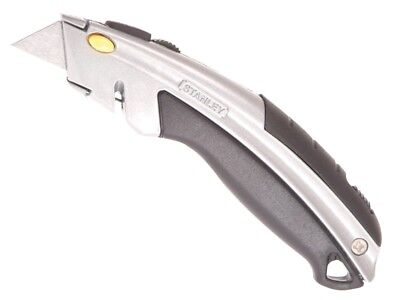 Stanley Instant Quick Change Retractable Utility Knife Handle Only 0-10-788