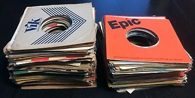 Record sleeves.  Huge lot of old original company record sleeves.  Free Shipping