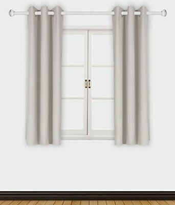 1 PANEL BLACKOUT GROMMET WINDOW CURTAINS Drapes Living Room Bedroom Decor Thick