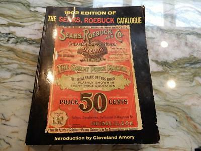 1902 EDITION OF THE SEARS ROEBUCK CATALOGUE (Reprint) ***Special*** (SRC20181)