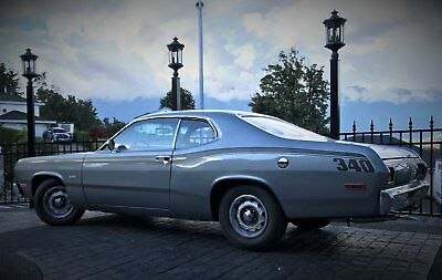 1973 Plymouth Duster  1973 Numbers Matching 340 - 4 SPD Plymouth Duster