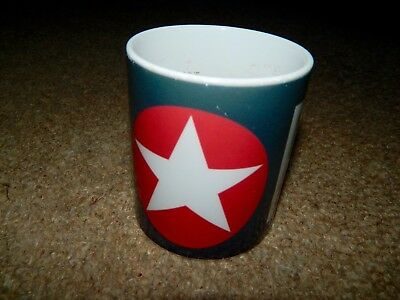 Ringo Starr Ror - Ringo Or Robin Promo Cup / Mug The Beatles