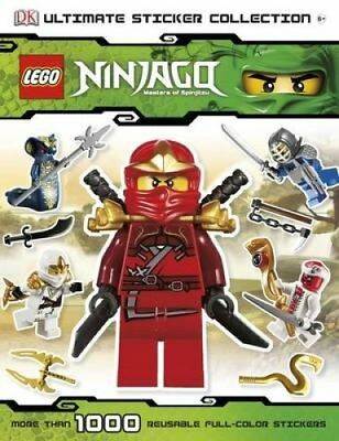 LEGO (R) Ninjago Ultimate Sticker Collection by DK 9781405398251
