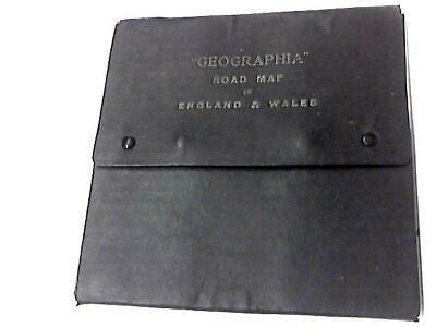 Geographia Sectionanl Road Map of England and Wales (Anon - 1111) (ID:99886)
