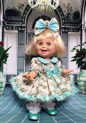 Beautiful dress for the doll Galoob Baby Face