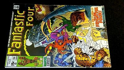 Fantastic Four #94 ~ Frightful Four ~ For $4.99??? Marvel-Ous!!!!