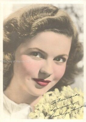 Shirley Temple - Inscribed Photograph Signed