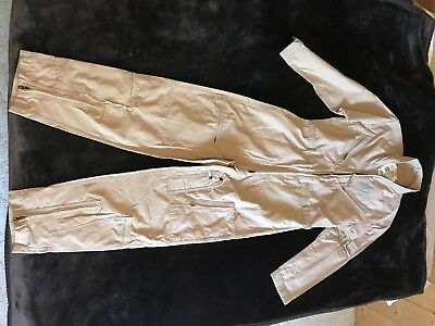 CWU/27P Nomex flight suit by Propper, Desert Tan, Size 42L, New with tag