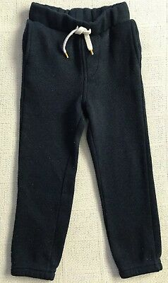 Old Navy Toddler Boy Navy Blue Sweatpants Size 4 4T