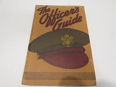 WWII U.S. Army officers Guide ID'ed to female WAC Clara M. Johnson 1943 dated.