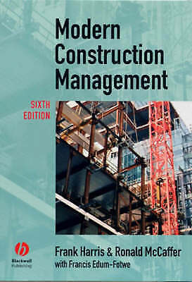 Modern Construction Management-ExLibrary