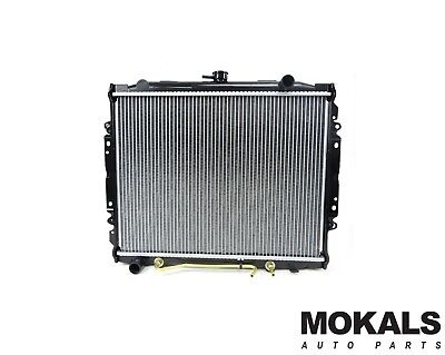 heavy duty Radiator For Holden Rodeo TF 88-02 Diesel auto/manual