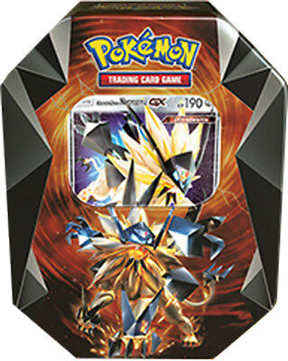 Pokemon - Frühjahr 2018 Tin Mix - 1 Abendmähne GX Tin Box - Deutsch