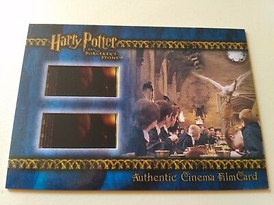 Harry Potter Gift Cinema Card FilmCard Sorcerer's Stone Cell Prop Costume SS
