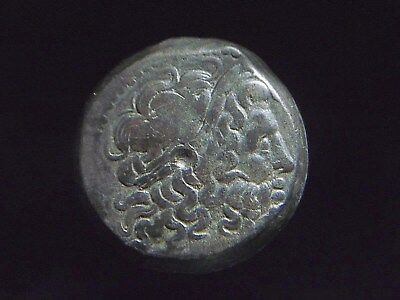 Greek Coin of King Ptolemy III 246-222 BC Ptolemaic Kingdom  CC8857