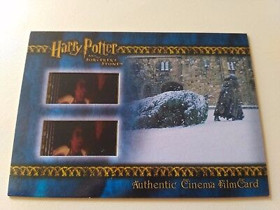 Harry Potter Gift Cinema Card FilmCard Sorcerer's Stone SS Cell Prop Costume