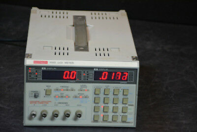 Keithley 3322 LCZ Meter