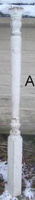 "Antique 65"" Porch Pillar Column Vintage Architectural Salvage Post #4"