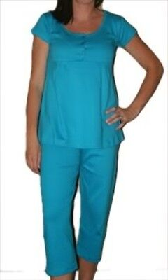 NEW Jade Maternity & Nursing Pajamas set -size medium