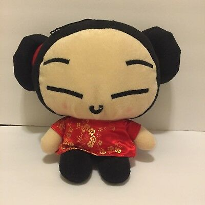 Pucca Japanese Anime Plush Doll Toy 11""