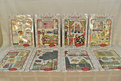 Mary Engelbreit Magnetic Paper Dollhouse Accessory Sets