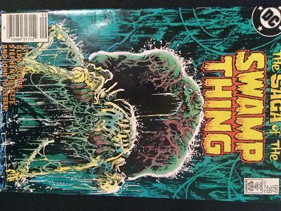 saga of the Swamp Thing# 28 (Sep 1984,DC) Newsstand copy