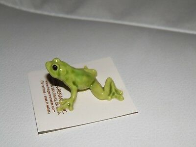 Hagen Renaker Mama Tree Frog Figurine Miniature 221 FREE SHIPPING NEW