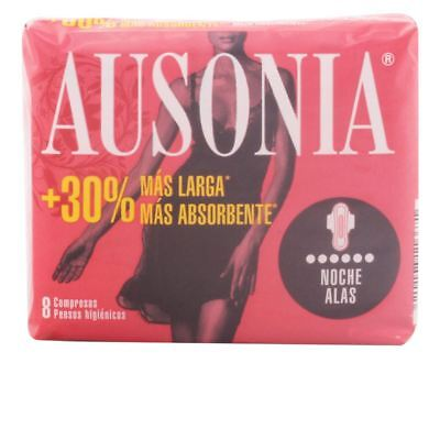 Ausonia Night With Wings Sanitary Towels 8 Units Women