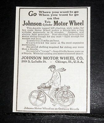 1920 Old Magazine Print Ad, Aermore Exhaust Car Horn, The Signal With A Smile!