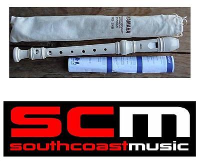 Musical Instrument Sale New Yamaha Yrs24B Descant / Soprano Recorder & Bag