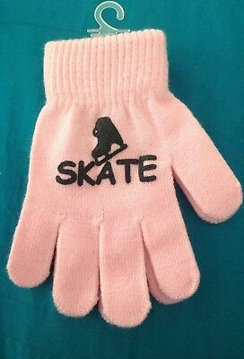 Figure Skating Gloves Ice Skating Gift - Perfect Present Brand New