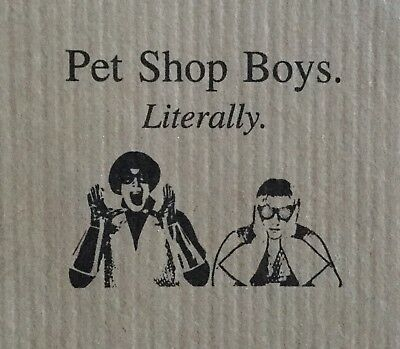 Pet Shop Boys Literally Issue 12 (August 1994)